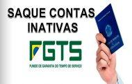 CAIXA ANTECIPA PAGAMENTO DE FGTS INATIVO