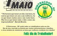 FELIZ DIA DO TRABALHADOR
